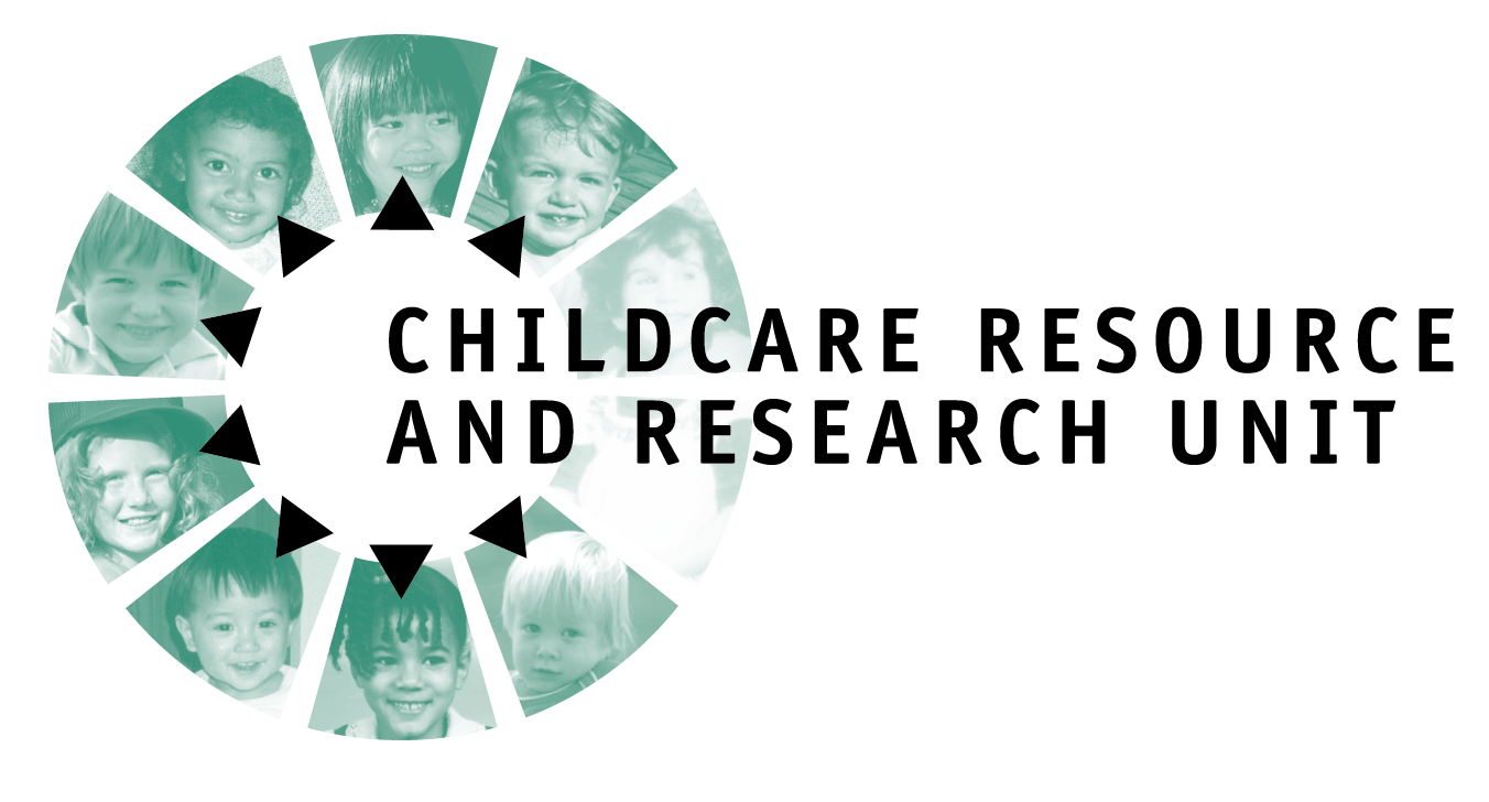 CHILDCARE RESOURCE AND RESEARCH UNIT