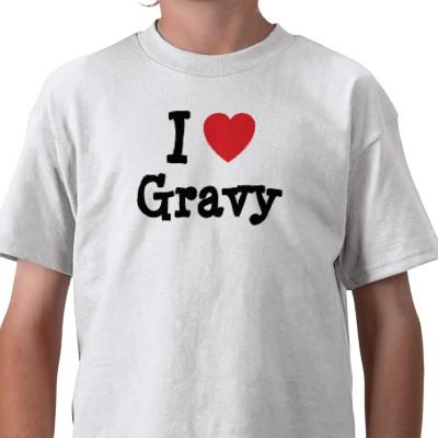 I heart gravy