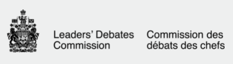 Leaders Debates Commission logo