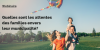 Event poster with a photo of a family flying the kite on a green field