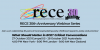 RECE 30th Anniversary Webinar Series. What should matter in ECE? Critical conversations. 27 October 2021 US 4:00 PM